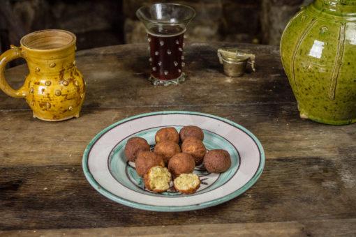 Gastelet aux amandes