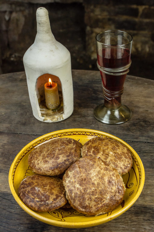 Gâteau d'Hildegarde de Bingen au cumin / poivre / anis