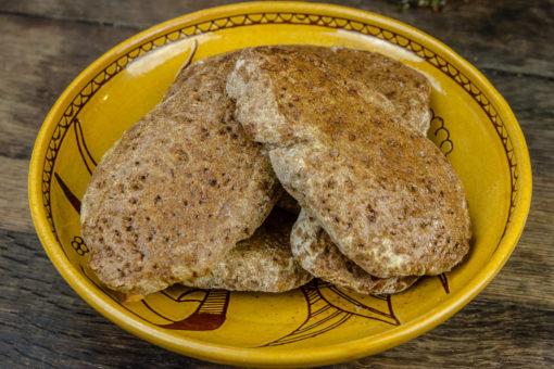 Gâteau d'Hildegarde de Bingen à la muscade / cannelle / girofle